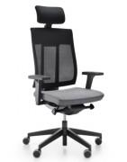Krzesła do biura oraz obrotowe fotele o ergonomicznych kształtach